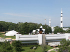 US Space and Rocket Center in Huntsville, Texas